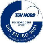 DIN EN ISO 9001 deutsch